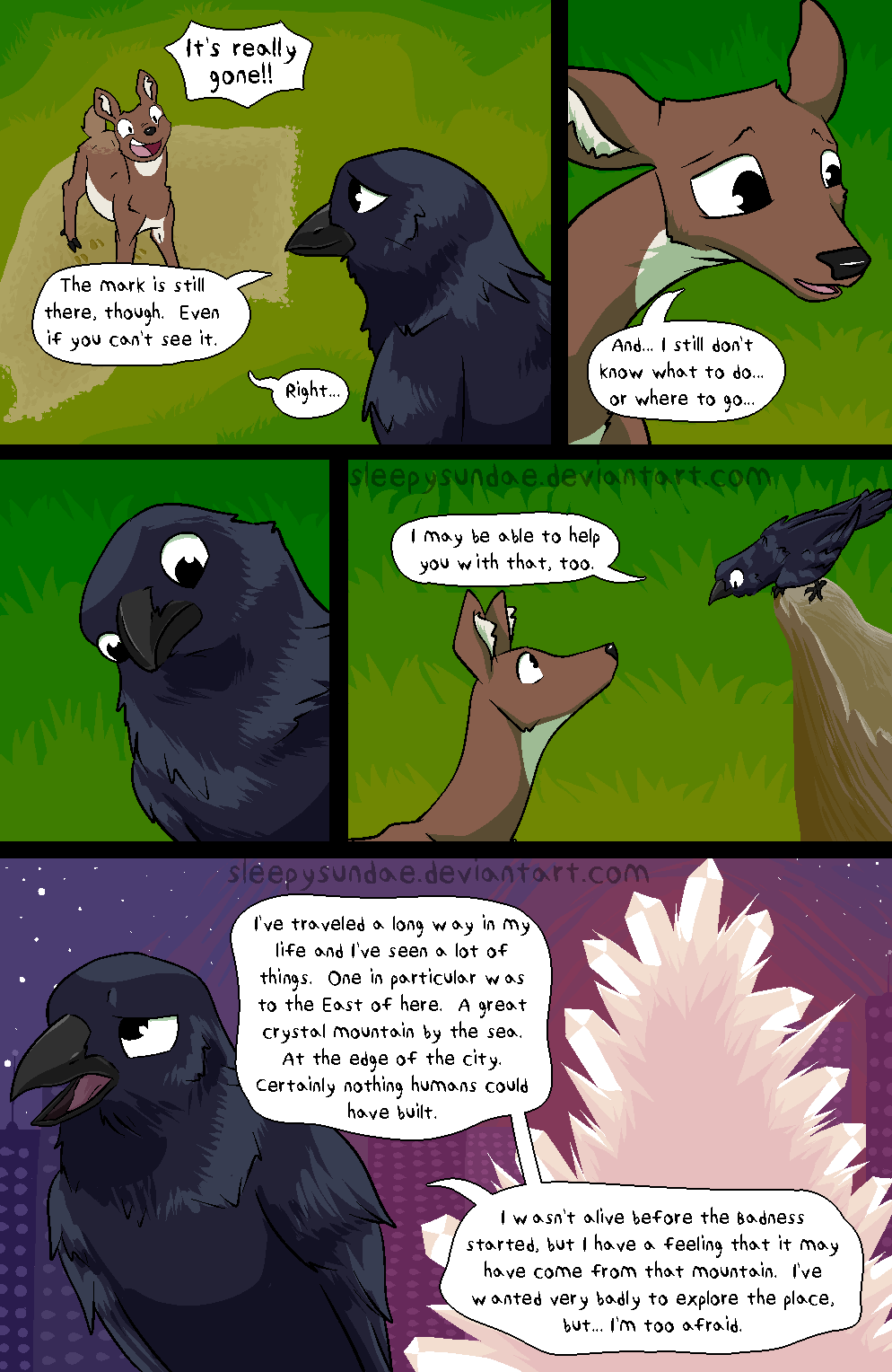 White Tail Pg 21