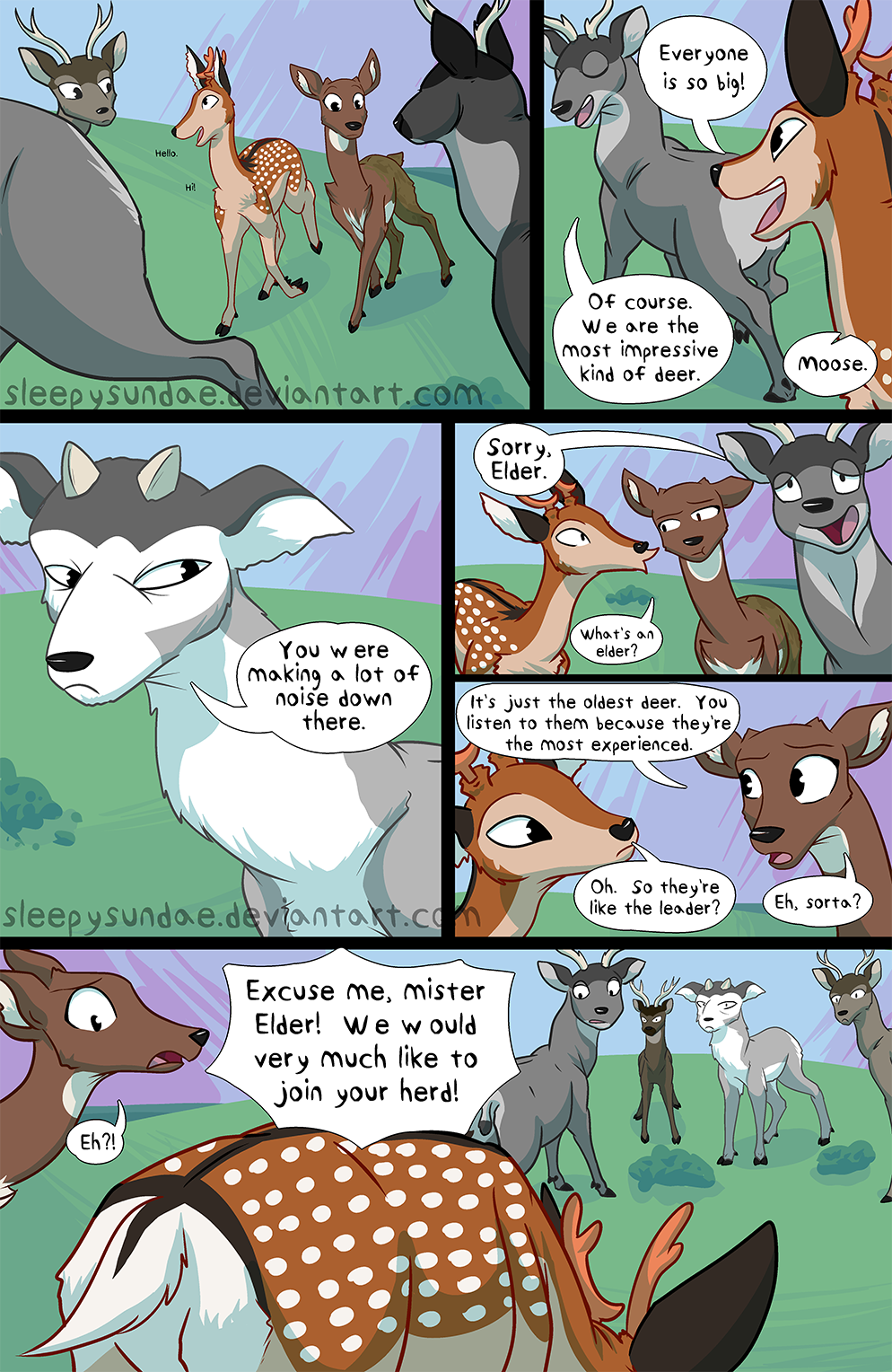 White Tail Pg 61