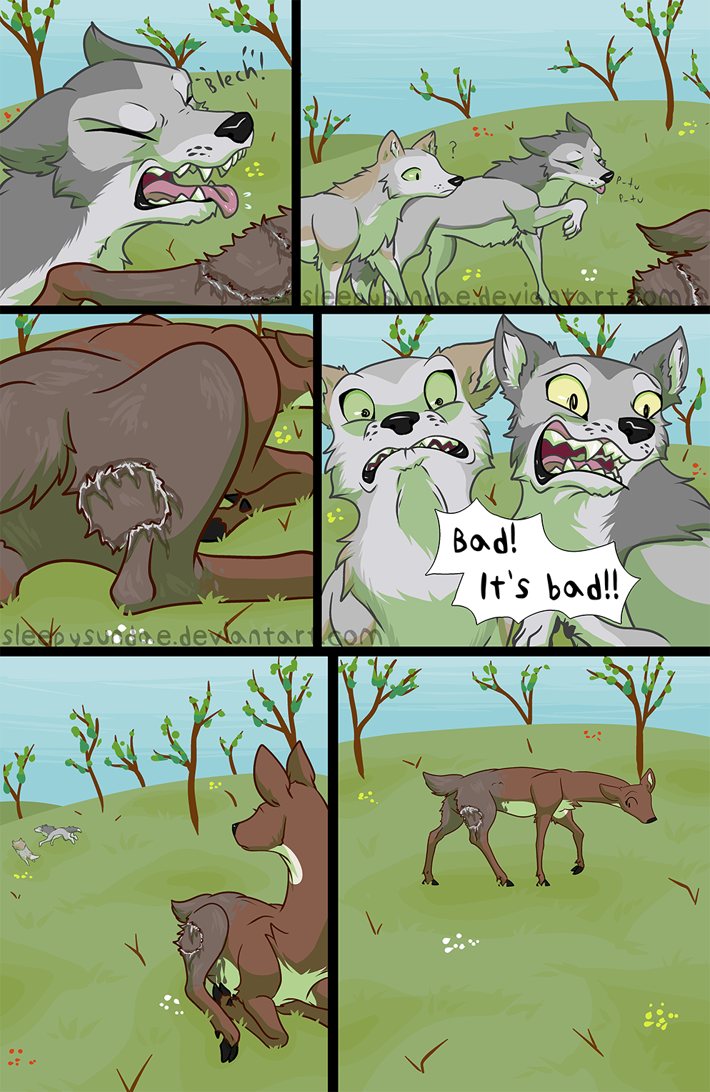 White Tail Pg 109